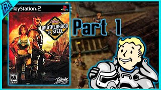 Fallout: Brotherhood of Steel | Playthrough | Part 1