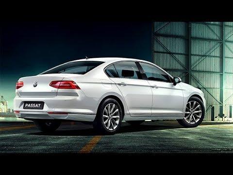 Volkswagen Passat Unveiling