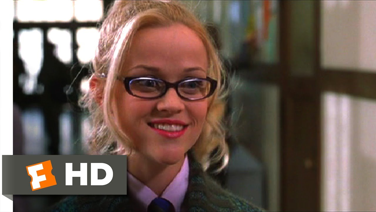 legally blonde movie clip first day of school hd legally blonde 4 11 movie clip first day of school 2001 hd