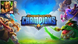 Dungeon Hunter Champions: Epic Online Action RPG Android / iOS Gameplay HD