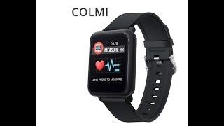 Обзор функций фитнес-трекера Colmi Smart Watch m28