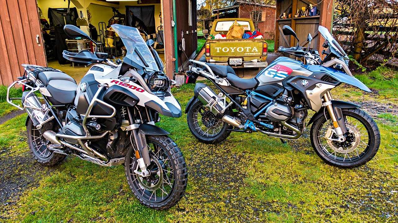 okay, i may have a problem!! - two bmw adv bikes..? | thesmoaks