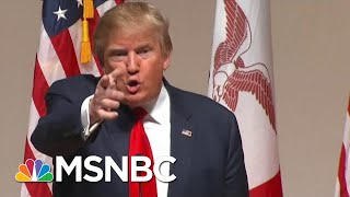 Trump Lawyer literally Claims The President Can Shoot A Person Without Being Indicted | MSNBC