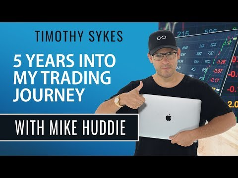 5 Years Into My Trading Journey with Huddie