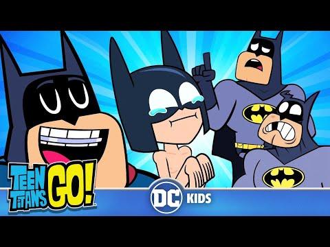 Teen Titans Go!   Batman Cameos   DC Kids
