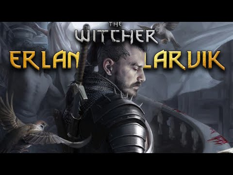 Erland of Larvik - Founder Of The School Of The Griffin - Witcher Lore
