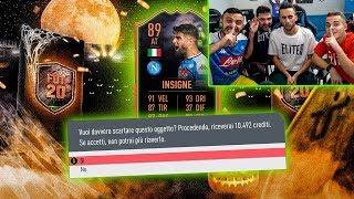 🎃🚨 ULTIMATE SCREAM DISCARD CHALLENGE! w/ ELITES! INDOVINA CHI su FIFA 20