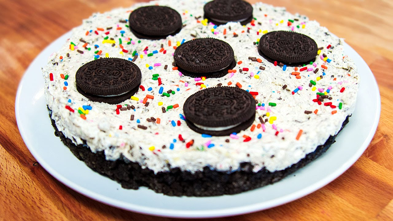 Birthday No Bake Oreo Cheesecake Dont Get Burned This Holiday