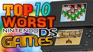 Top 10 Worst Nintendo DS Games