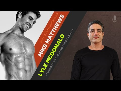 Interview with Lyle McDonald on how women can improve fat loss