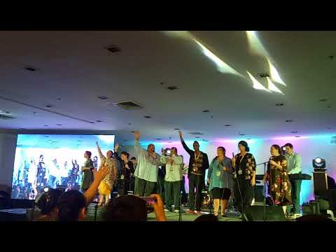 Greater Things by IBC Praise Team #missionmanila2017