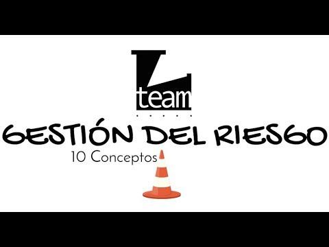 10 Conceptos Gestión Del Riesgo