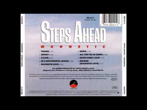 Steps Ahead - Beirut official CD version
