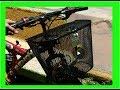 Cómo Instalar Una Canastilla Para Bicicleta?