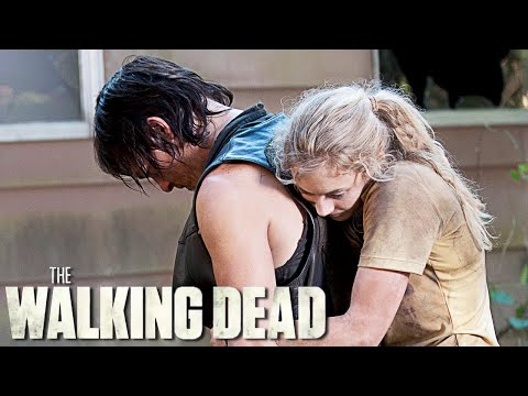 Daryl and Beth Share an Emotional Moment in The Walking Dead 4x12