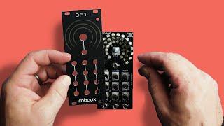Eurorack DIY Lab // 03 Robaux 3PT