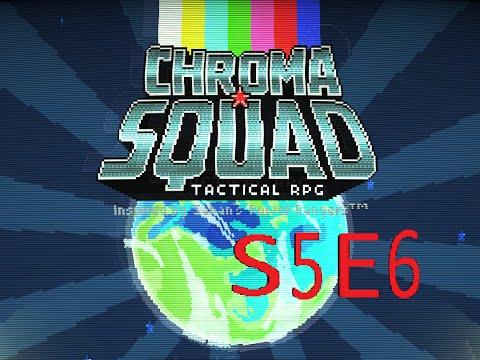 Chroma Squad: S5E6 Friendly Fire |