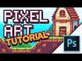 PIXEL ART in Photoshop (Tutorial)