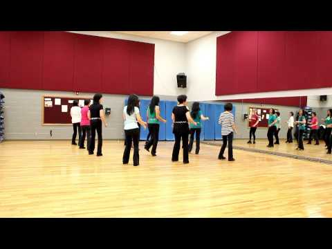 Ticket To The Blues! - Line Dance (Dance & Teach in English & 中文)