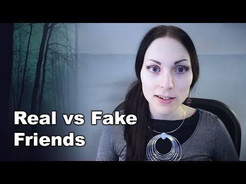 Real vs Fake Friends | How to Differentiate a Genuine Friendship From an Unhealthy One