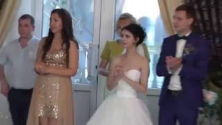 Поздравления Молодым! Свадьба Димы и Иры Пластининых!