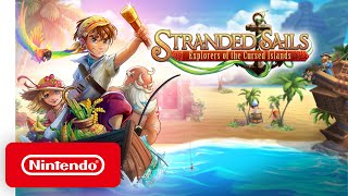 Stranded Sails - Launch Trailer - Nintendo Switch