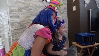 Clown Confée-ti & ses amis!