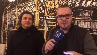 Entrevista com Frejat- Ópera de Arame-Curitiba PR-26/06/2019