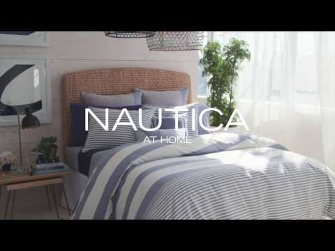 The Nautica At Home Spring 2017 Collection