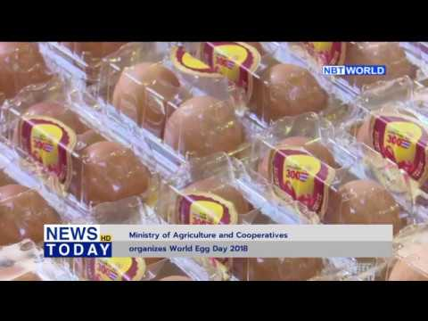 Ministry of Agriculture and Cooperatives organizes World Egg Day 2018