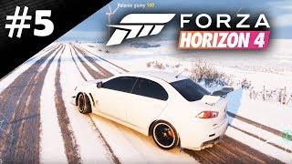 Forza Horizon 4 PL #5  SEZON ZIMOWY ! !  Gameplay PL / XBOX ONE X