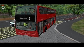 OMSI 2 - The South London Project Route 3 Kennington - Crystal Palace