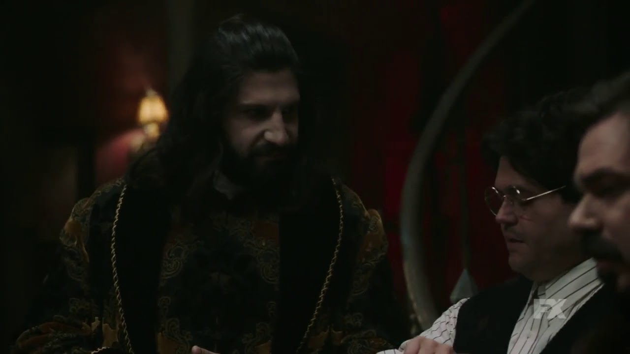 4 Zimmer Küche Sarg What We Do In The Shadows Erste Clips Zur Serie Start 2019 Kino De