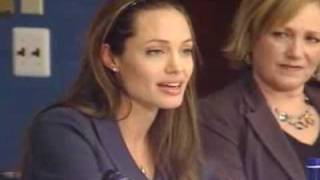Angelina Jolie - Launches Global Action for Children