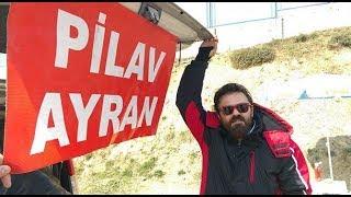 Pilav ayran sat, 200 TL'yi kap