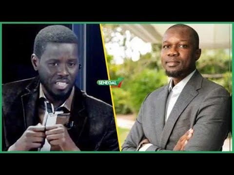 Grand Jury - Babacar Fall recoit Bassirou Diomay Faye de Pastef