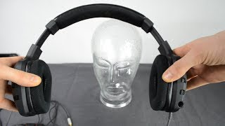 Ozone Rage ST Headphones SPL dB sound test + quick review