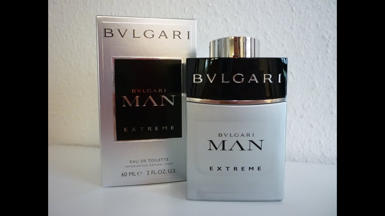 Bvlgari Man Extreme - Bvlgari Review deutsch - YouTube f1002fe9b6