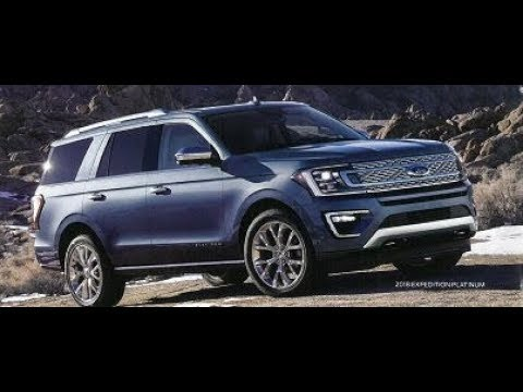 Saturday Morning LiveStream Episode 2: 2018 Ford Expedition
