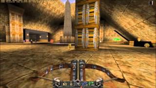 Hexen II boss fight (3rd)