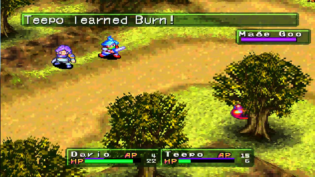 how to learn skills in breath of fire 3
