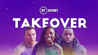 BT Sport Takeover 2020 | Keegan Hirst, Forest Green Rovers and Badu Sports