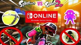 How Splatoon 1 Players See Splatoon 2