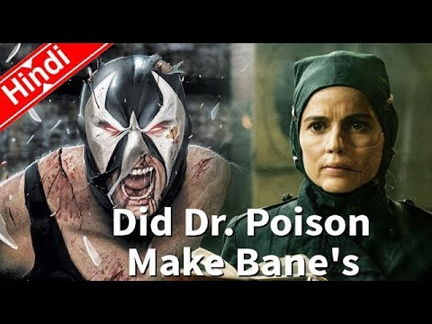 Did Dr  Poison Make Bane