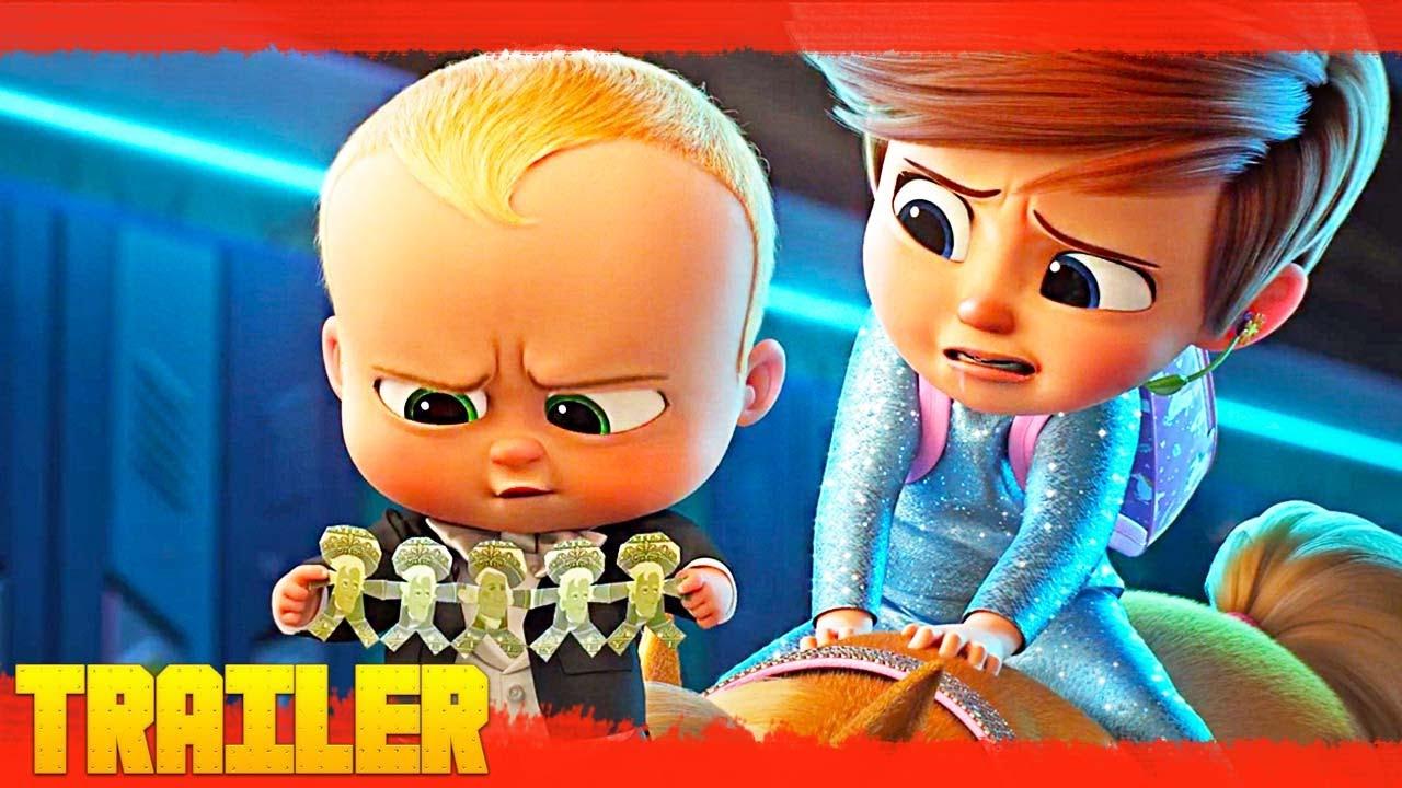 Un Jefe En Panales 2 Negocios De Familia 2021 Trailer Oficial Espanol Latino Youtube
