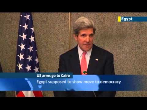 US backs Muslim Brotherhood: Kerry clears aid to Cairo despite concerns over Islamist agenda