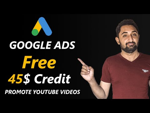 GOOGLE ADWORD FREE 45$ COUPON CODE  FOR YouTube VIDEO PROMOTION FREE
