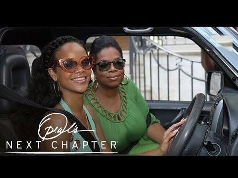 Rihanna Takes Oprah