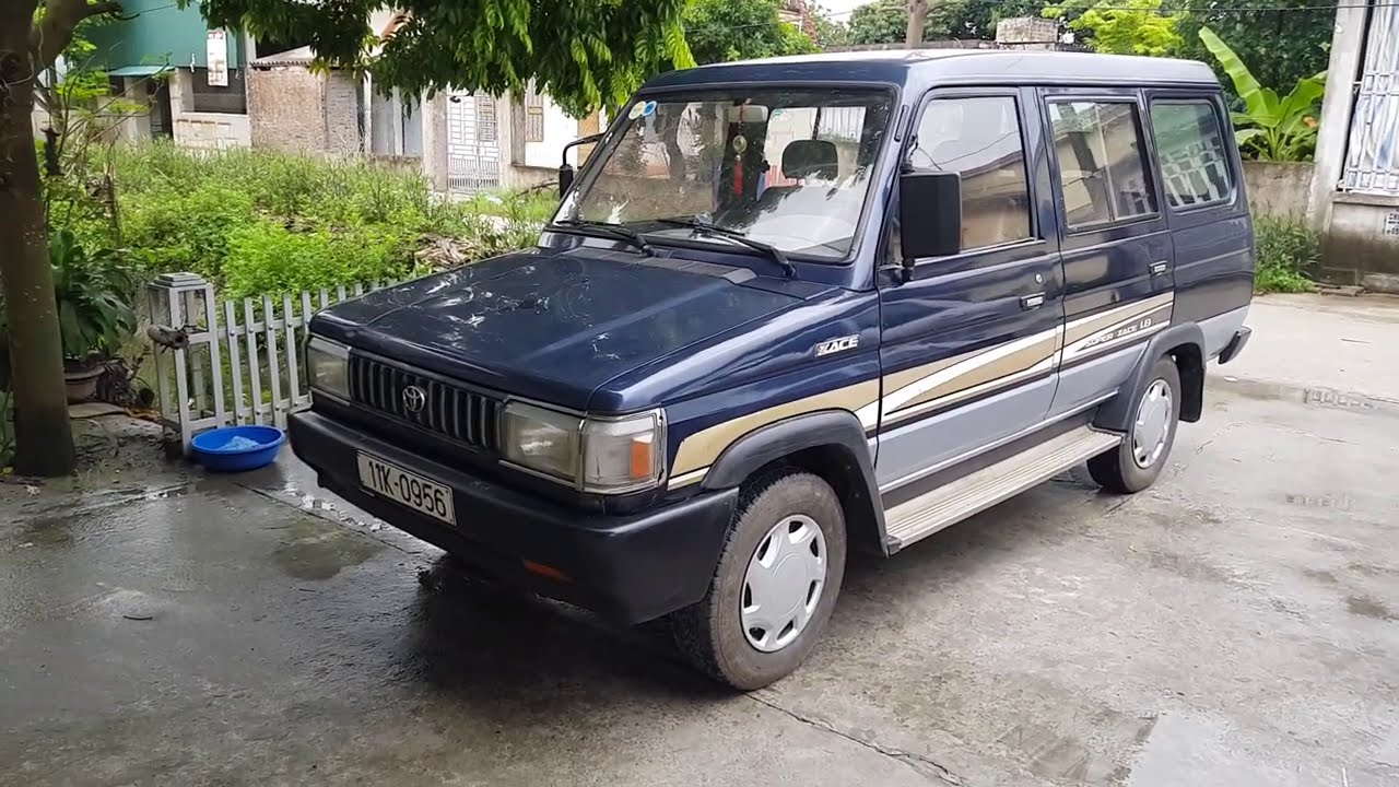 Toyota zace 96 giá 50tr lh 0327173016
