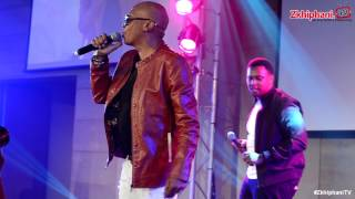 Musa and Robbie Malinga